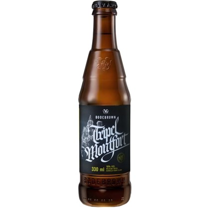 Bodebrown Tripel Montfort 330ml