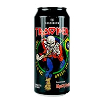 Bodebrown Trooper Brasil IPA 473ml