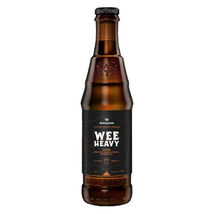 Bodebrown Wee Heavy Syrah Wood Aged 330ml