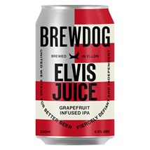 Brewdog Elvis Juice IPA Lata 330ml