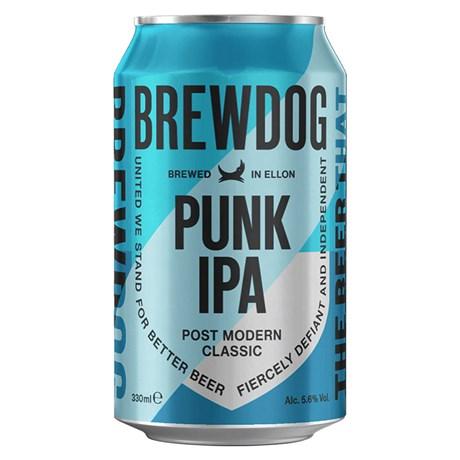 BrewDog Punk IPA lata