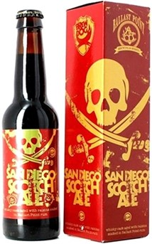BrewDog San Diego Scotch Ale