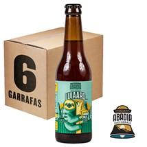 Caixa de Cerveja Abadia Luiaard Abbey Ale Garrafa 355ml c/6un - REVENDA