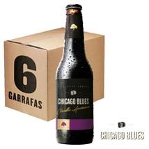 Caixa de Cerveja Chicago Blues 355ml c/6un - REVENDA