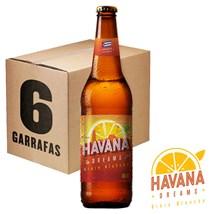 Caixa de Cerveja Havana 600ml c/6un - REVENDA
