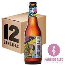 Caixa de Cerveja Partido Alto 355ml c/12un