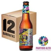 Caixa de Cerveja Partido Alto 355ml c/12un - REVENDA