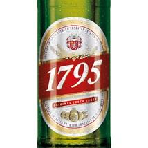 Cerveja 1795 Budweiser Original Czech Lager 500ml