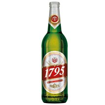 Cerveja 1795 Original Czech Lager Garrafa 500ml
