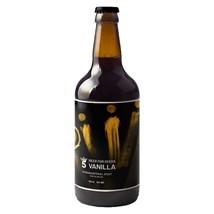Cerveja 5 Elementos Beer For Geeks Vanilla Garrafa 500ML