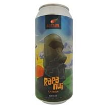 Cerveja Alienada Rapa Nui Witbier Lata 473ml