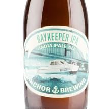 Cerveja Anchor Baykeeper IPA Garrafa 355ml
