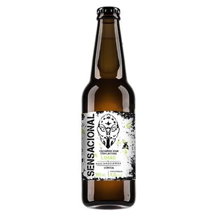 Cerveja Aquiles Priester Sensacional Catharina Sour Garrafa 355ml