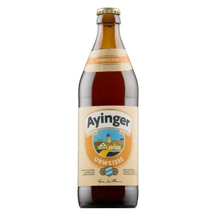 Cerveja Ayinger Urweisse Garrafa 500ml