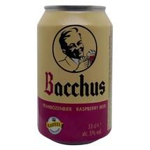 Cerveja Bacchus Frambozernbier Lata 330ml