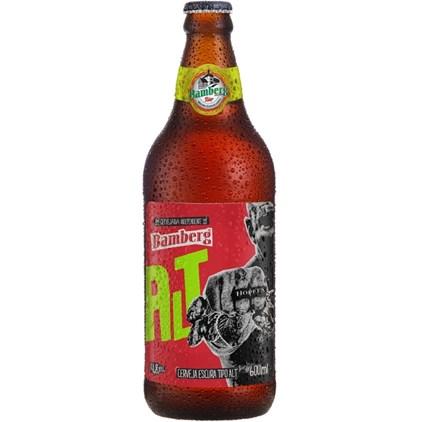 Cerveja Bamberg Alt Garrafa 600ml