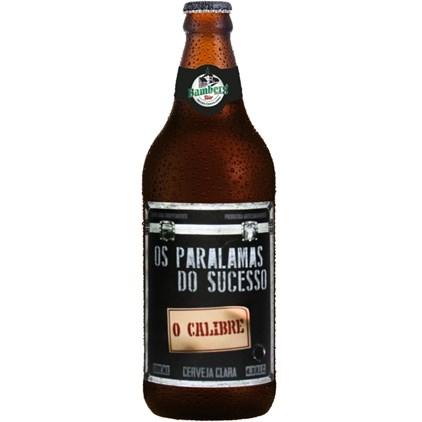 Cerveja Bamberg O Calibre Garrafa 600ml