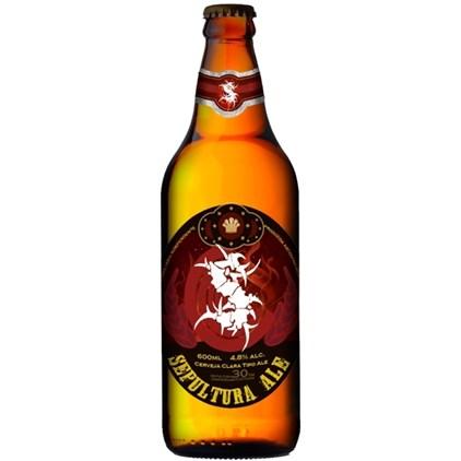 Cerveja Bamberg Sepultura Ale Garrafa 600ml
