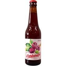 Cerveja Barbarella Framboesa Garrafa 355ml