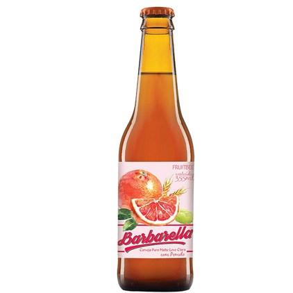 Cerveja Barbarella Pomelo Garrafa 355ml