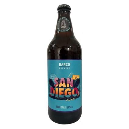 Cerveja Barco San Diego APA Garrafa 600ml