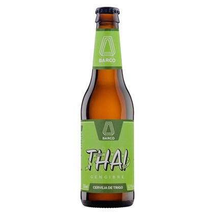 Cerveja Barco Thai Weiss Garrafa 355ml