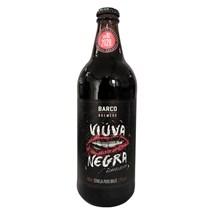 Cerveja Barco Viuva Negra Doppelbock Garrafa 600ml