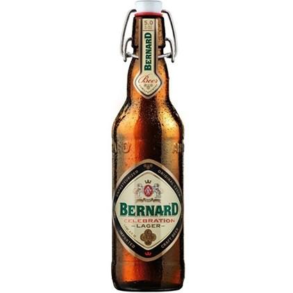 Cerveja Bernard Celebration Garrafa 500ml