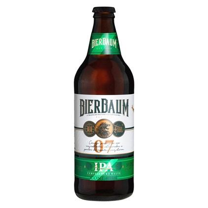 Cerveja Bierbaum American IPA Garrafa 600ml