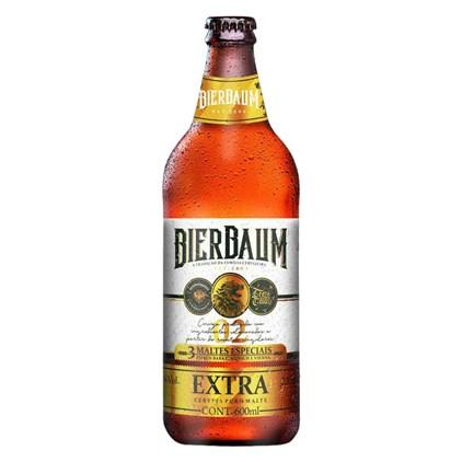 Cerveja Bierbaum Extra Garrafa 600ml