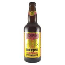 Cerveja Bierbaum Märzen Rauchbier Garrafa 500ml