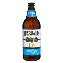 Cerveja Bierbaum Weiss Helles Garrafa 600ml