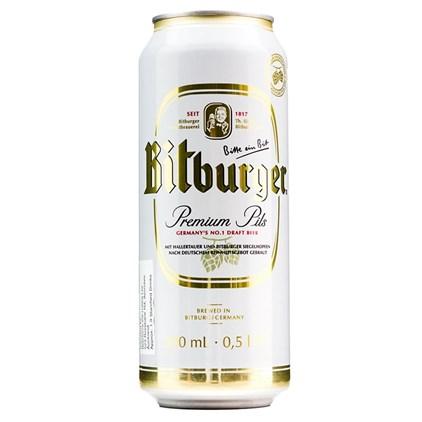 Cerveja Bitburger Premium Lata 500ml