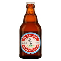 Cerveja Blanche de Bruxelles Garrafa 330ml