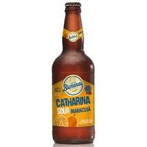 Cerveja Blumenau Catharina Sour com Maracujá Garrafa 500ml