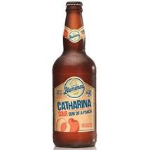 Cerveja Blumenau Catharina Sour Sun of a Peach Garrafa 500ml