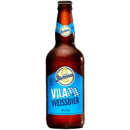Cerveja Blumenau Vila Weissbier 500ml
