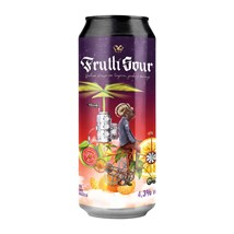 Cerveja Bodebrown Frutti Sour Lata 473ml