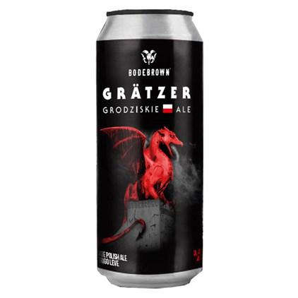 Cerveja Bodebrown Gratzer Grodziskie Ale Lata 473ml