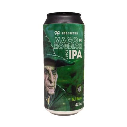 Cerveja Bodebrown Mago de Houblon Lata 473ml
