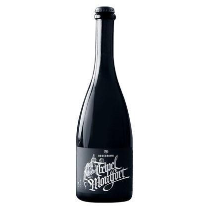 Cerveja Bodebrown Tripel Montfort Garrafa 750ml