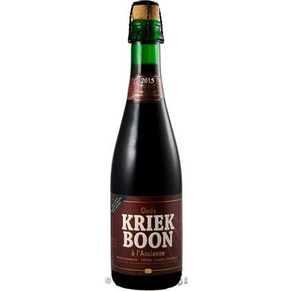 Cerveja Boon Kriek Oude à l'Ancienne 2015 Garrafa 375ml