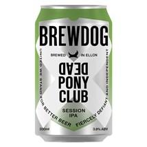 Cerveja Brewdog Dead Pony Club Lata 330ml