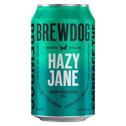 Cerveja Brewdog Hazy Jane Lata 330ml
