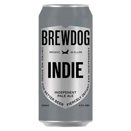 Cerveja Brewdog Indie Pale Ale Lata 500ml