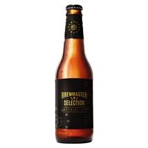 Cerveja Brewmaster Selection Imperial IPA Garrafa 355ml