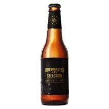 Cerveja Brewmaster Selection Imperial Pilsen Garrafa 355ml