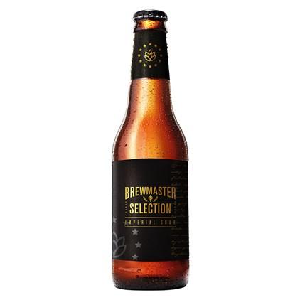 Cerveja Brewmaster Selection Imperial Sour Garrafa 355ml