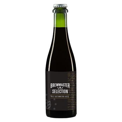 Cerveja Brewmaster Selection Ris Castanheira Aged Garrafa 375ml