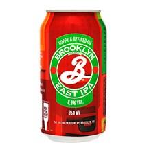 Cerveja Brooklyn East IPA Lata 350ml